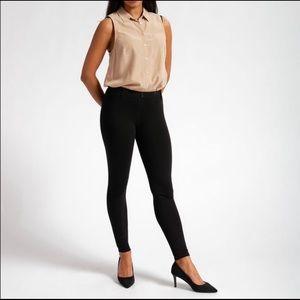 Betabrand Skinny Leg Yoga Pants